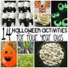 14 Halloween Activities For 4 Year Olds