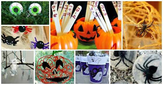 Halloween Crafts For   Year Olds