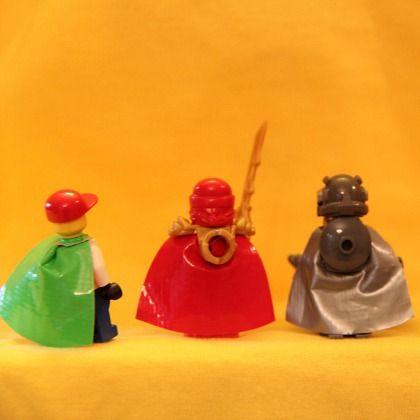 420 LEGO Capes