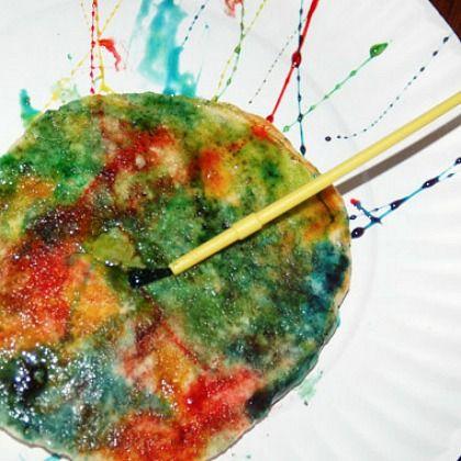 420 Painting Pancakes