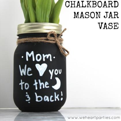 DIY Chalkboard Mason Jar Mothers Day Vase PIN 2_1bd07a70-e20a-403c-a713-de690ae824ac
