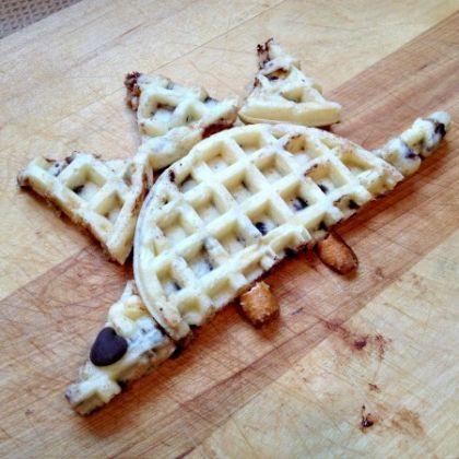 Dino Waffle