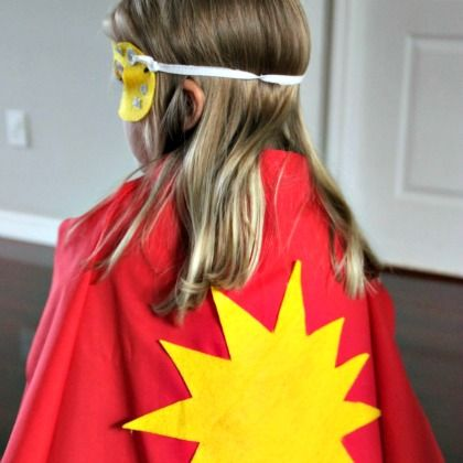 Easy-no-sew-super-hero-dress-up-costume