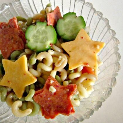 Fun Pasta Salad