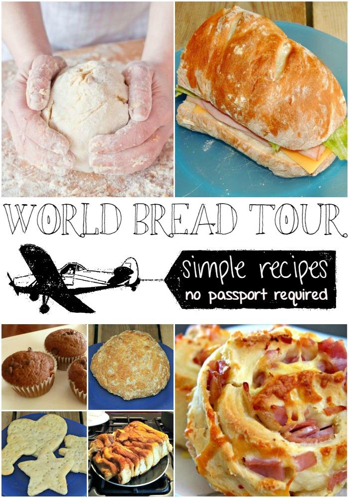 Go On a World Bread Tour