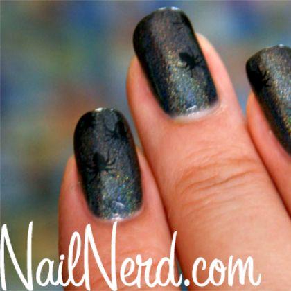 charcoal-nail-polish