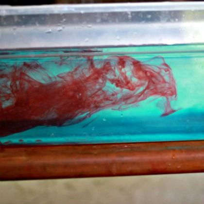 make convection currents