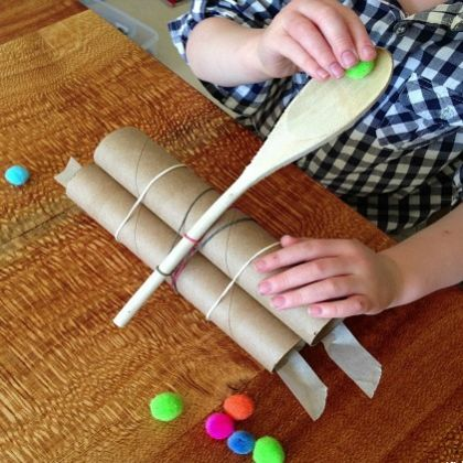 simple-diy-catapult, everyday things catapult craft, creative catapult