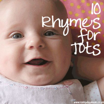 10 Nursery Rhymes Toddlers