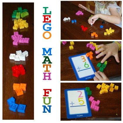LEGO Math Fun