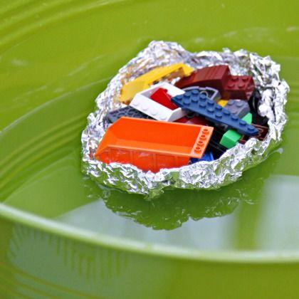 hydrofoil LEGO