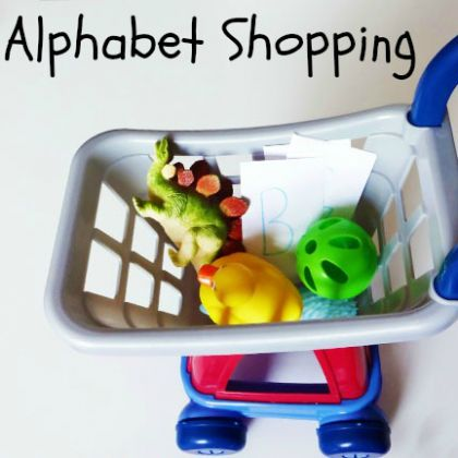 Alphabet Shopping