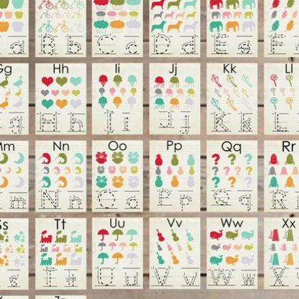 alphabetcards