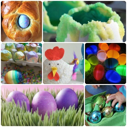 11 creative ideas for the family easter egg hunt