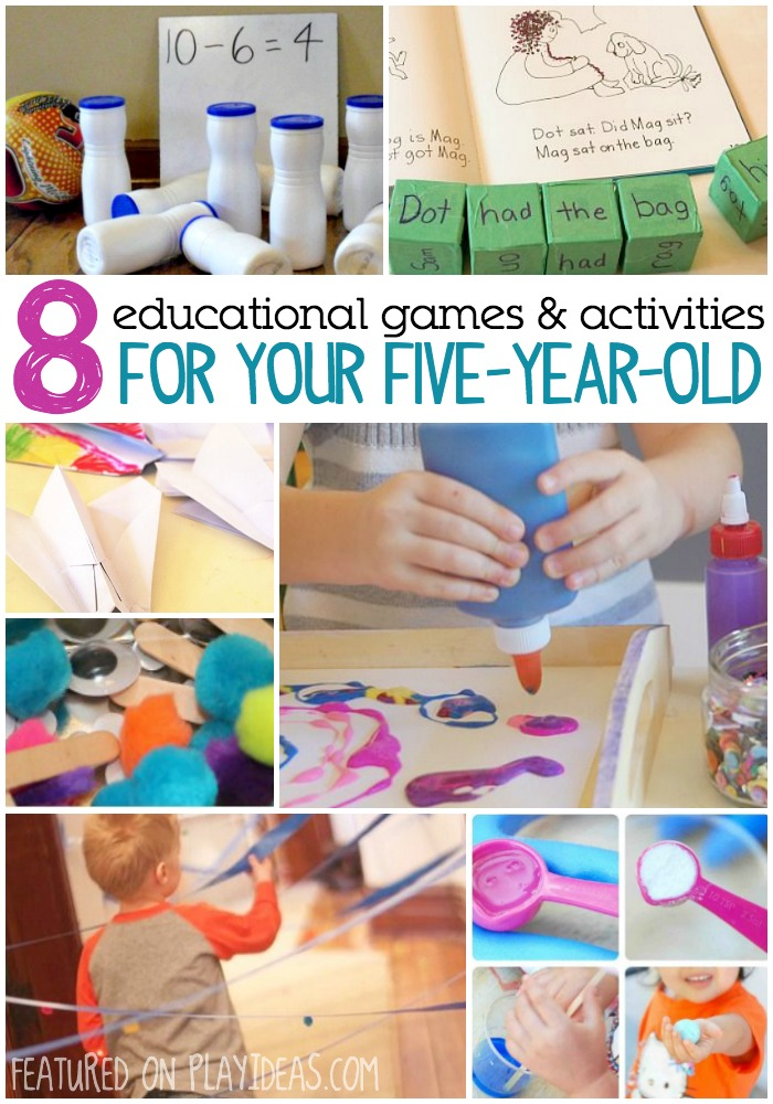 ABC Games for 4-year-Olds - 123 Homeschool 4 Me