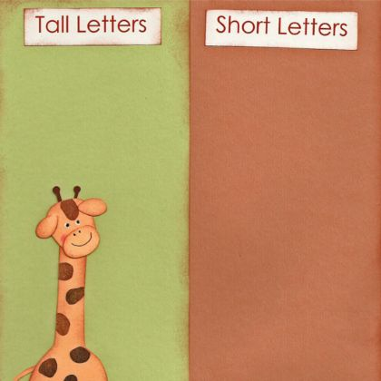 easy and fun jungle file folder sorting game with your little ones!