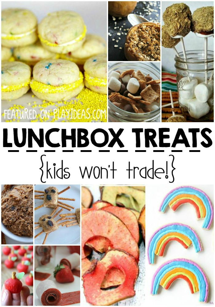 Lunchbox Treats {Kids Won't Trade!}