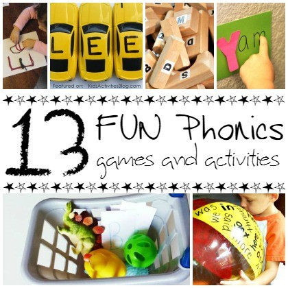 13 Fun Phonics Games And Activities