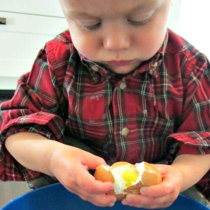 Practical sensory activity