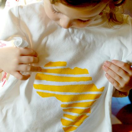 t shirt stencil kit