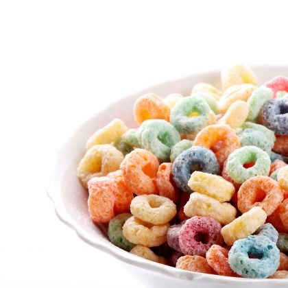 420 Cereal Color Sort