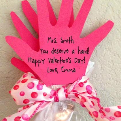 Handmade Valentines gift