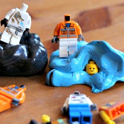 LEGO fine motor