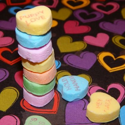 Stacking Heart 420