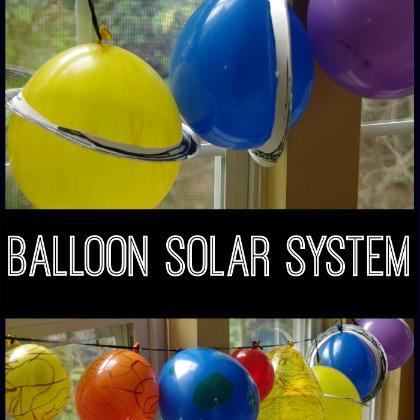 balloon-solar-system