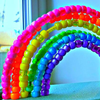 bead rainbow