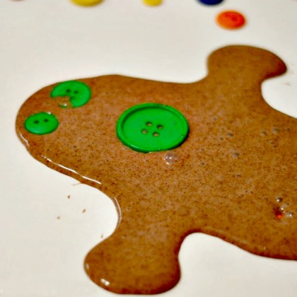 gingerbread slime