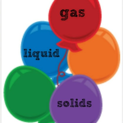 liquid-gas-solids