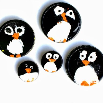math counter penguins