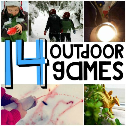 outdoors games