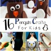 16 Penguin Crafts For Kids