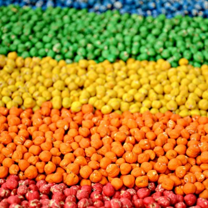 rainbow chickpeas