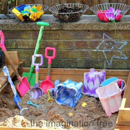 sand box toys