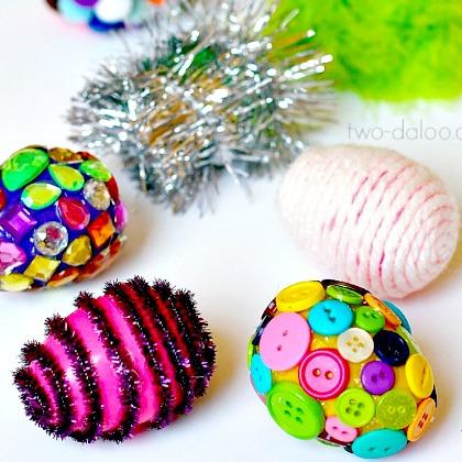 sensory eggs