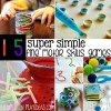 super simple fine motor skills games