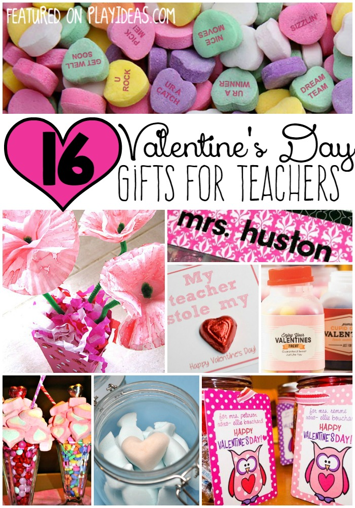 16 Valentine's Day Gifts for Teachers