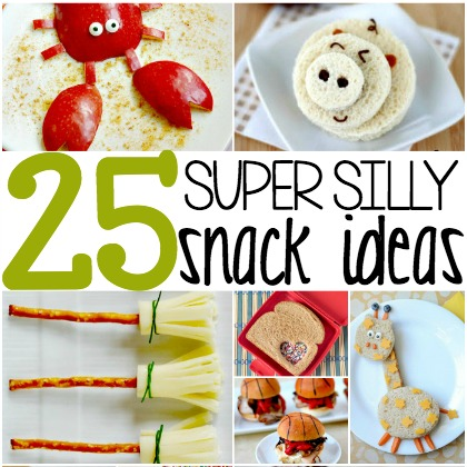 25 Kid Friendly Food Ideas