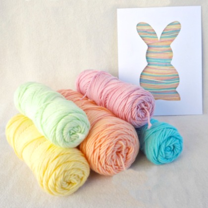 BUNNY YARN PROJECT
