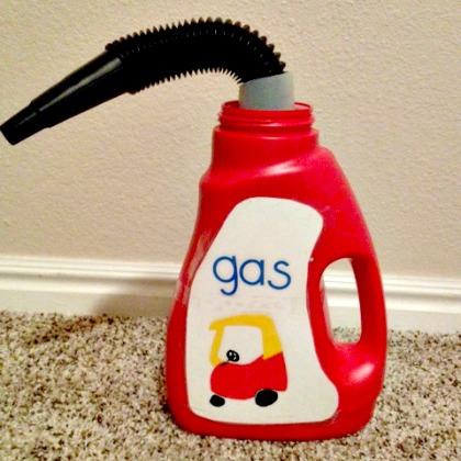 DIY GAS CAN