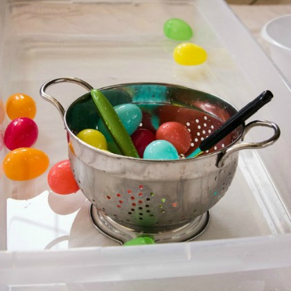 EGG SCOOP ACTIVITY