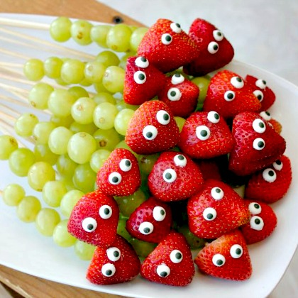 FRUIT CATERPILLARS