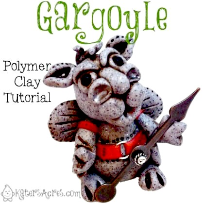 GARGOYLE CLAY