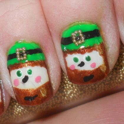 LEPRECHAUN NAILS