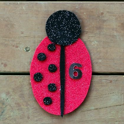 Lady-Bug-Math-Game