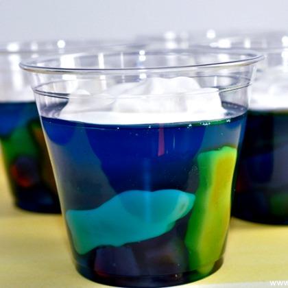 OCEAN CUP TREATS