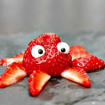 STRAWBERRY OCTOPUS